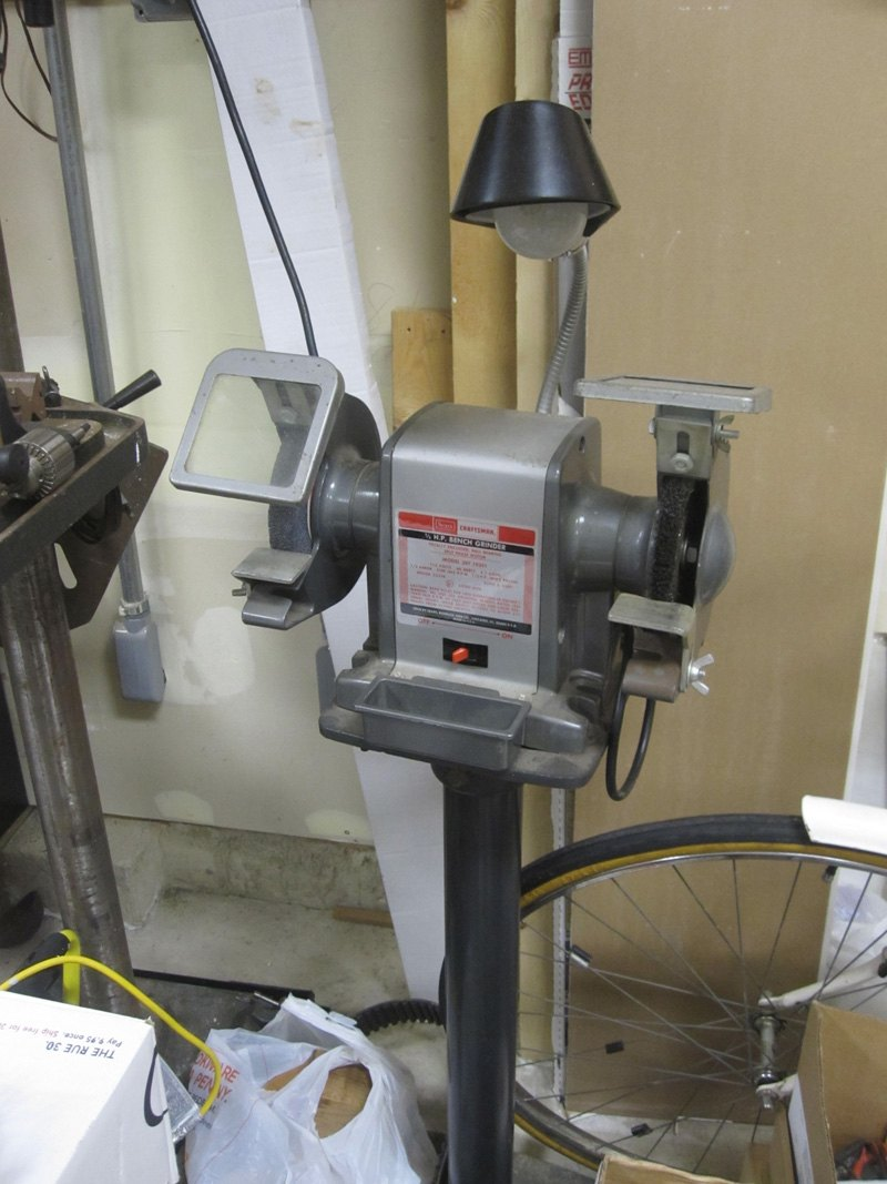 Outstanding What Is A Craftsman Block Grinder Worth The Garage Caraccident5 Cool Chair Designs And Ideas Caraccident5Info